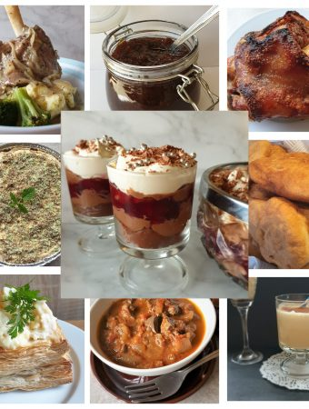 Top10 recipes for December 2019.